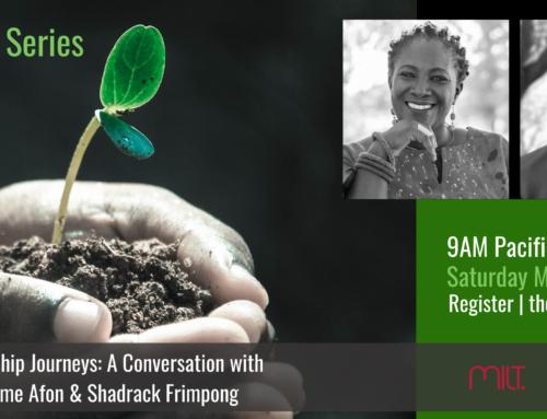 Bloom Series: Mentorship Journey with Shadrack Frimpong